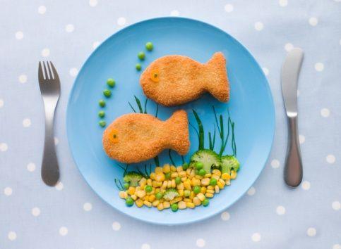 Odkedy podávať deťom ryby?
