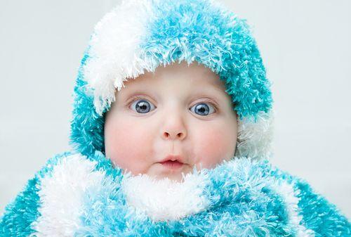 S bábätkom do mrazu?