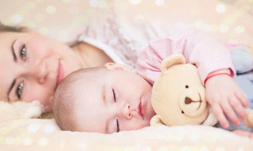 Kedyže sa už normálna mama vyspí?