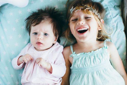 10 spôsobov, ako podporiť dobré vzťahy medzi súrodencami