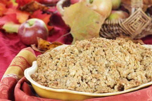 Poctivý jablkový koláč