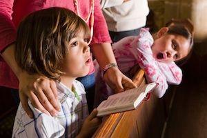 Čo si deti pamätajú z kostola?