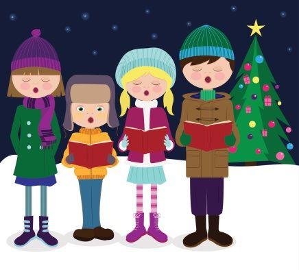 Spievame s deťmi koledy a vianočné piesne