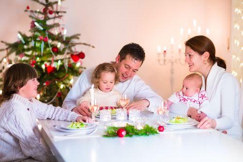 Vianočné menu pre najmenších