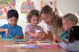 Program na leto pre najmenších - materské centrá