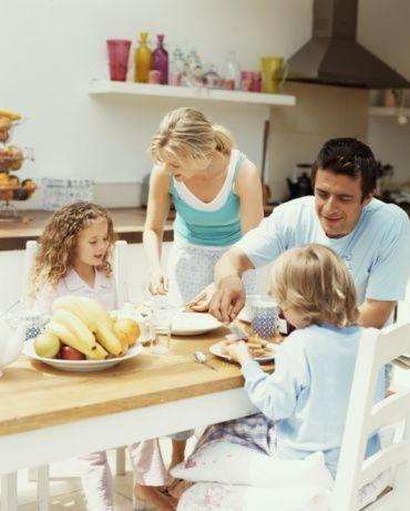 Ako strava ovplyvňuje vývoj dieťatka