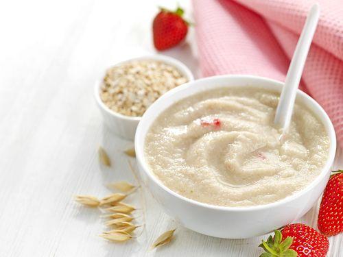 Základné obilninové kaše pre bábätká od 6 mesiacov (recepty)