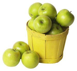 Na jablká!