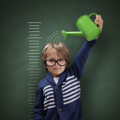 Jednoduchý vzorec - aké vysoké bude vaše dieťa?