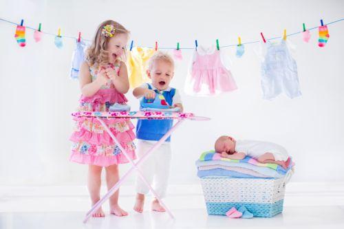 Tri deti za štyri roky