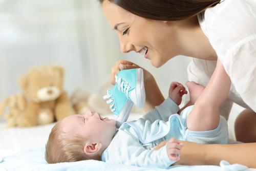 10 jednoduchých aktivít pre bábätká: 0 – 6 mesiac