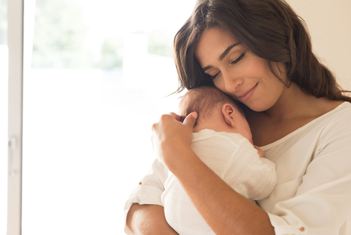 Ako materské sebavedomie ovplyvňuje úspešnosť dojčenia