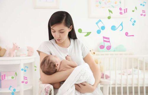 Malým deťom treba spievať