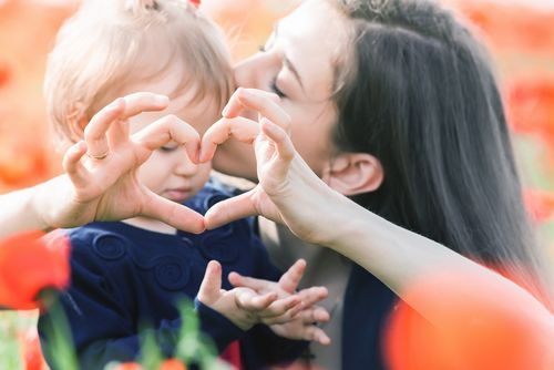 Ako deti učiť hodnotám – odhodlanie, ohľaduplnosť, láska