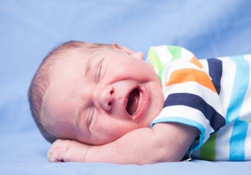 Nechaj ho vyplakať, zaspí...
