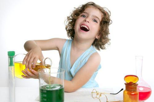 Penový výbuch a ďalšie chemické pokusy pre deti