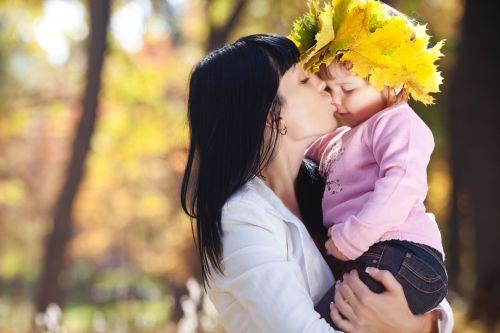 Kvočky na materskej