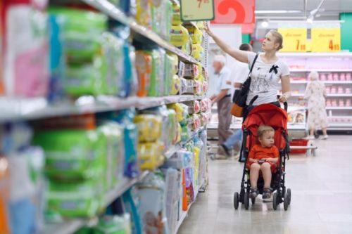 Ako sa pripraviť na nakupovanie s deťmi - 5 krokov