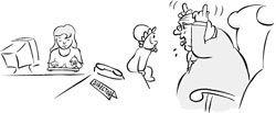 Adaptačný pobyt dieťaťa vpredškolskom zariadení vs. rodičovský príspevok