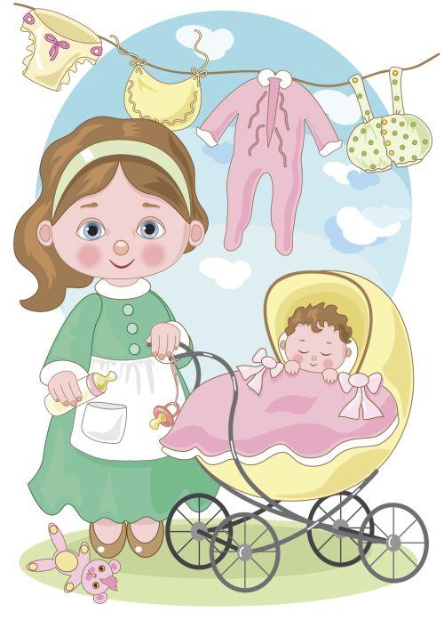 Kočiariky pre bábiky