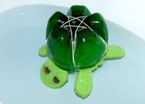 Tvoríme s deťmi: Plávajúca korytnačka