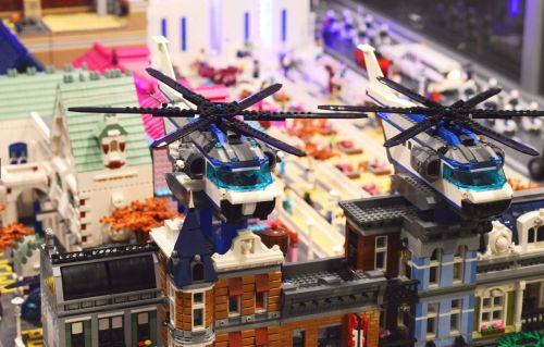 Vyhrajte lístky na LEGO výstavu