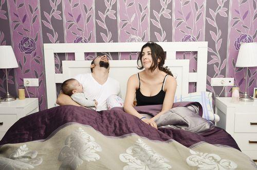 Štúdia odhalila, o koľko spánku prídeme do prvých narodenín bábätka