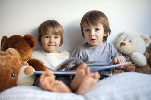 7 knižiek, ktoré rada čítam mojim deťom (2-5 rokov)