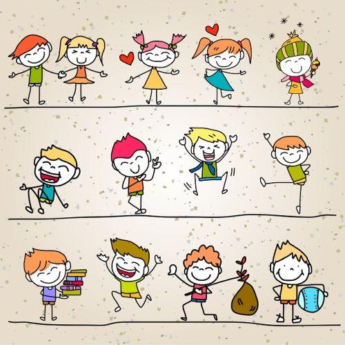 Cvičenie s riekankou pre 5 - 6-ročné deti