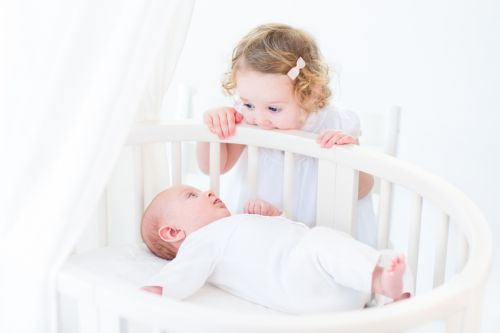 Zopár tipov, ako zvládnuť príchod nového súrodenca