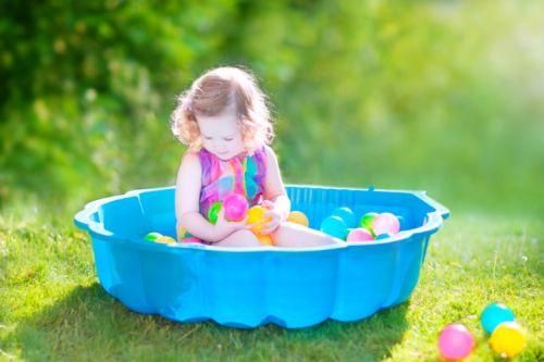Hra v piesku – zaujímavá, lákavá, rozvíjajúca