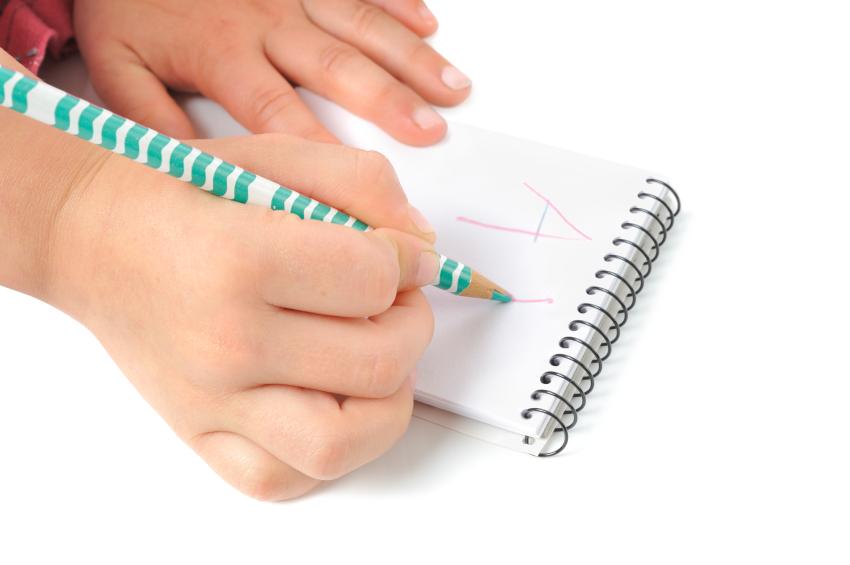 9 tipov, ako uvoľniť tuhú predškolácku ruku