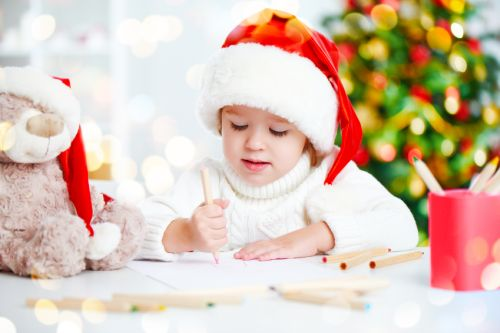 Vianočné omaľovánky pre deti