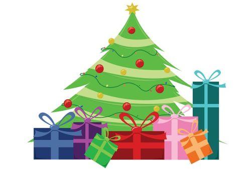 13 básničiek o vianočnom stromčeku