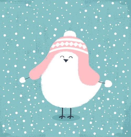 Najkrajšie básničky o zime a sniežiku