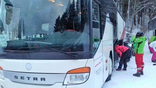 Súťažte o  jednodňové lyžovačky na rakúsky Stuhleck