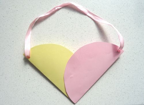 Tvoríme s deťmi: Darčeková taška v tvare srdca
