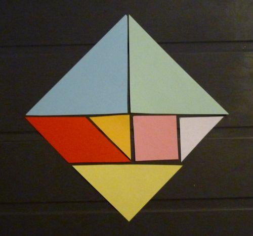 Tangram – ako deti naučiť geometrické tvary