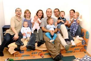 Slovensko potrebuje tretie dieťa v rodine
