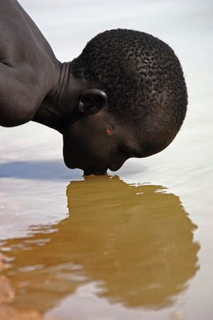 Pitná voda nie je samozrejmosť. Pomôžte nám to zmeniť.