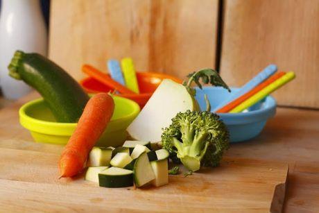 Varíme zeleninový príkrm